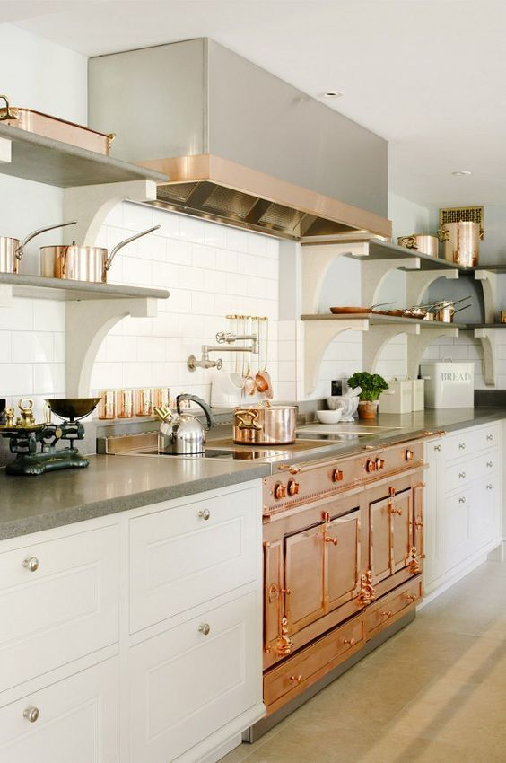 how to mix metals in your home