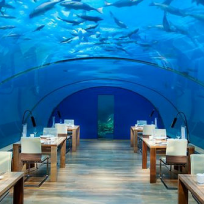 On Our Bucket List: Conrad Maldives The World's First Underwater Resort