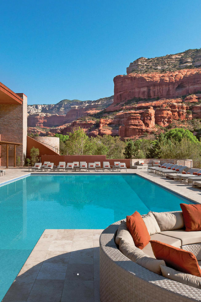 Take a Dip at These Hotels with Amazing Pools