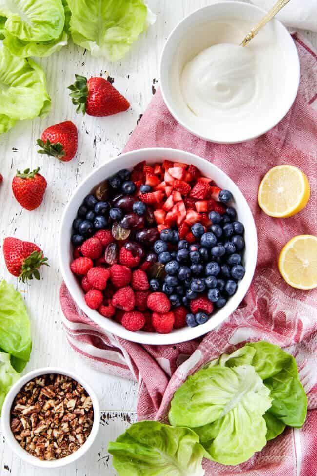 summer brunch ideas fresh eats