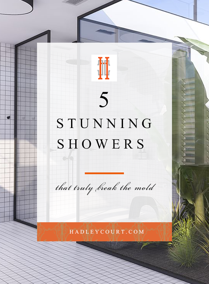 stunning shower ideas we love