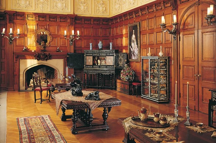 The Biltmore Estate Mansion