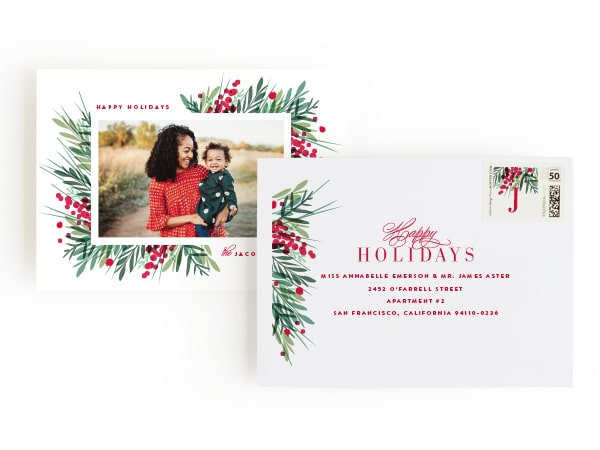 Christmas Cards by Minted