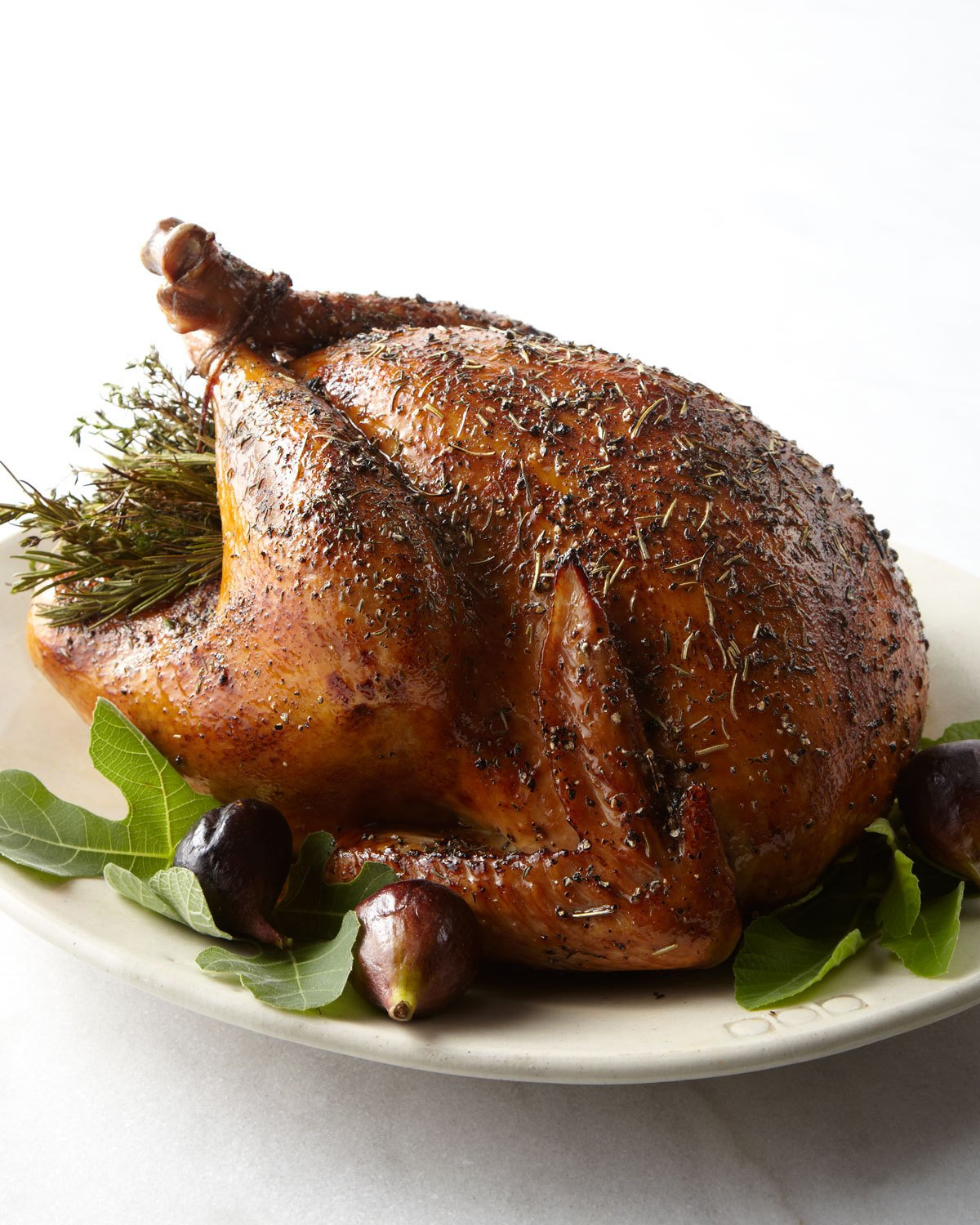 Informal Thanksgiving Dinner:  Tabletops & Recipes - Thanksgiving Turkey