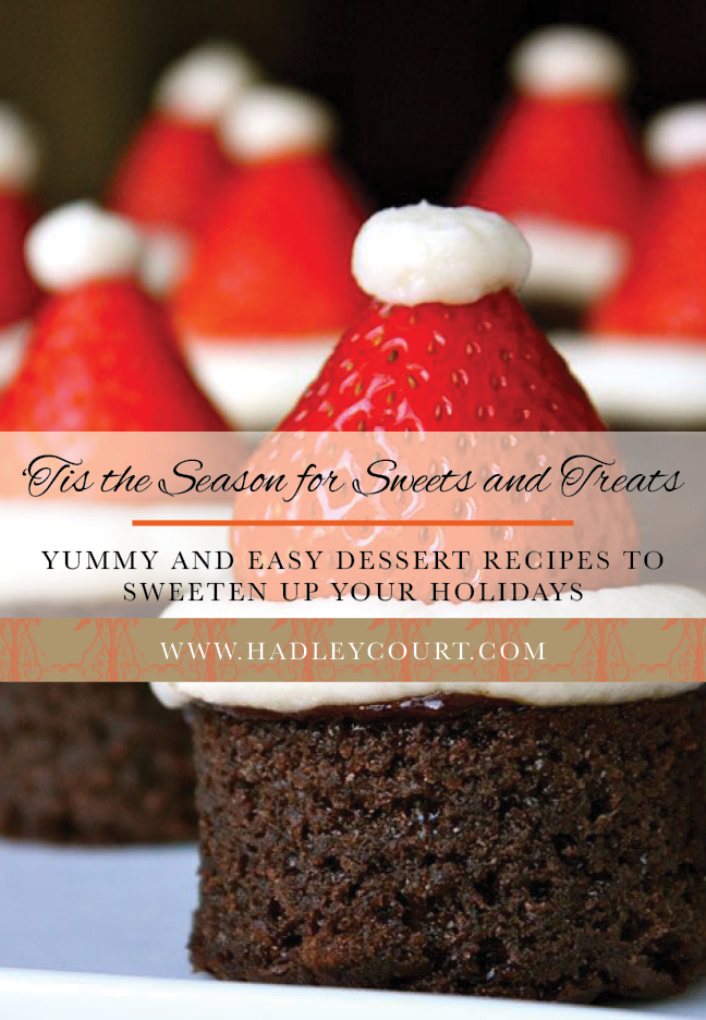 Yummy and Easy Dessert Recipes to Sweeten up Your Holidays