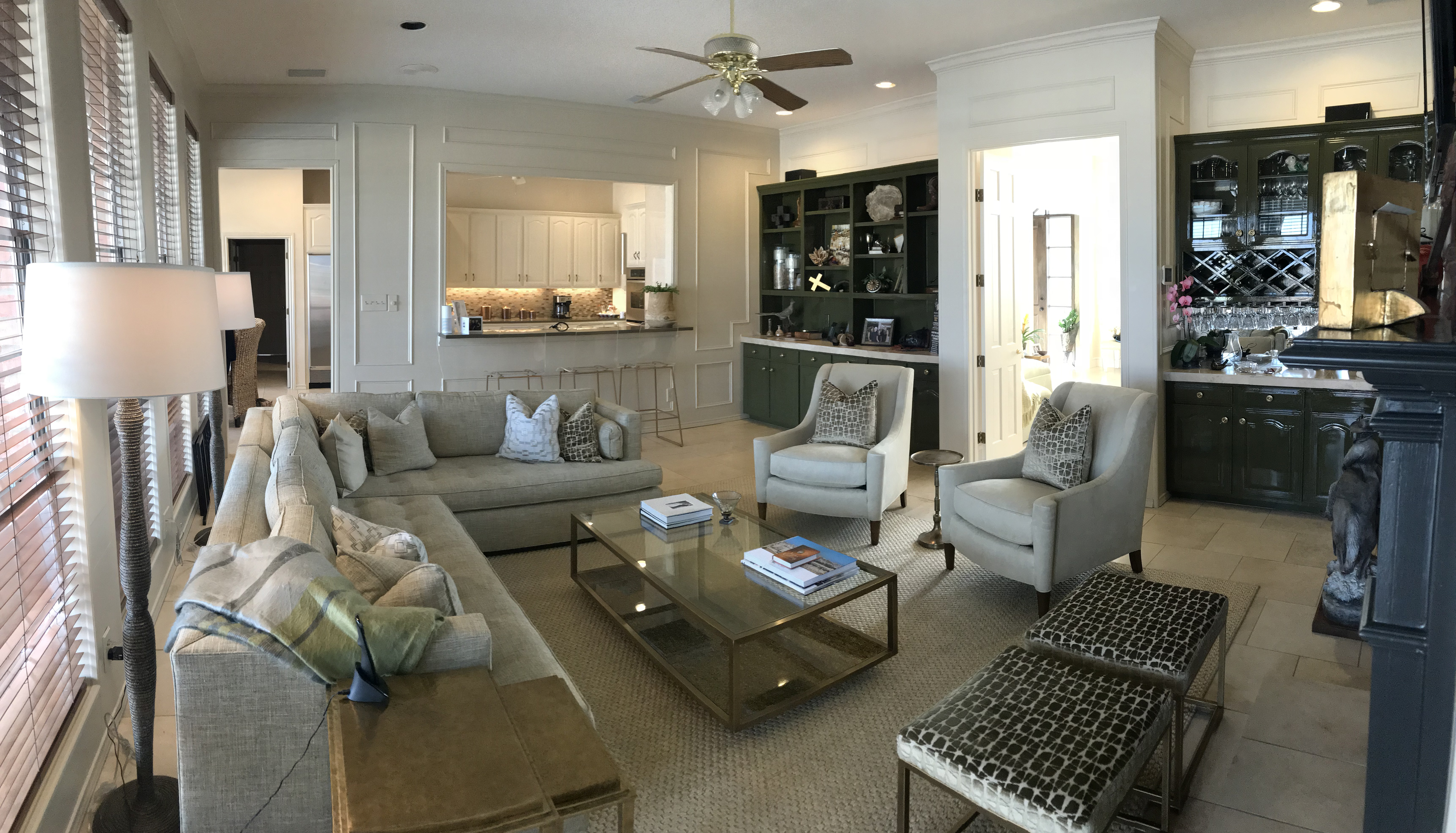 Living Room Ideas - The finished Look