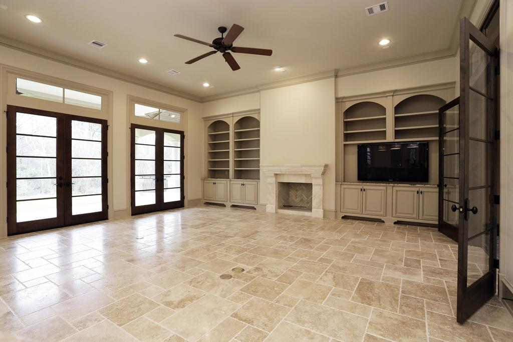 Travertine Floors Stand The Test Of Time Interior Design Blog