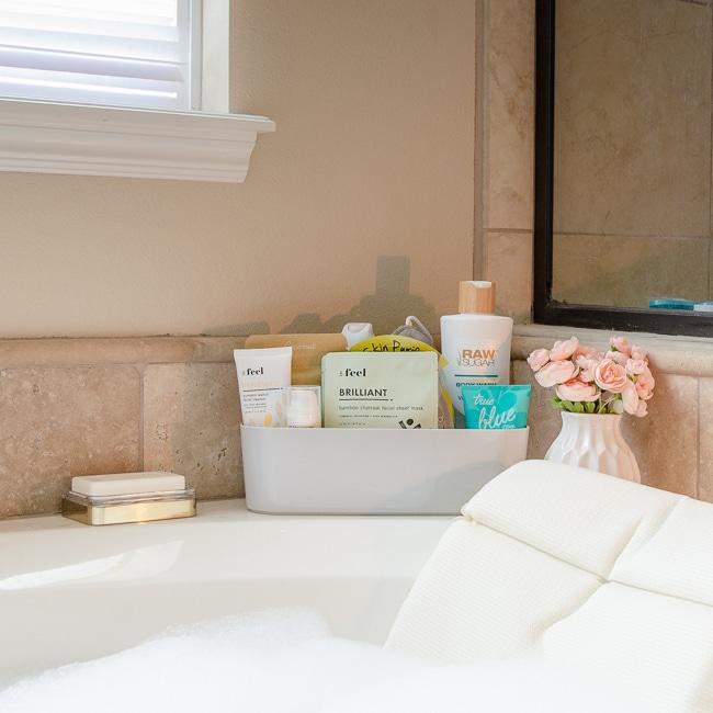 Bathroom Organizing - Essentials