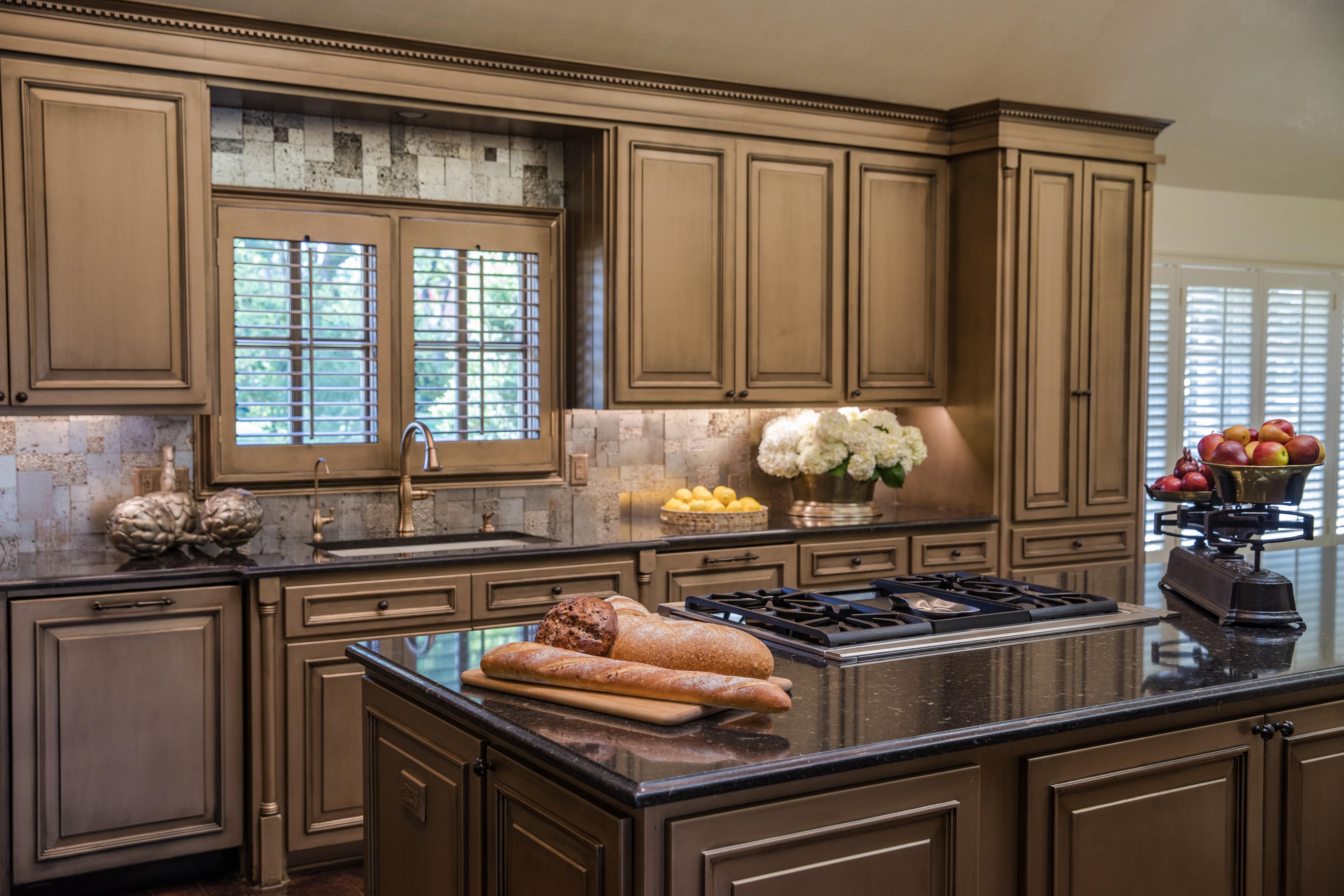 My quartz kitchen countertop