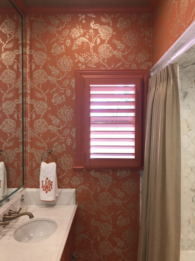 Office Interior Design - Bathroom After