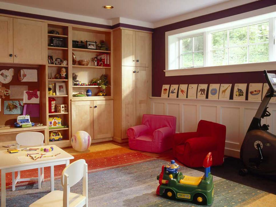 BASEMENT DECORATING IDEAS THAT EXPAND YOUR SPACE Animal