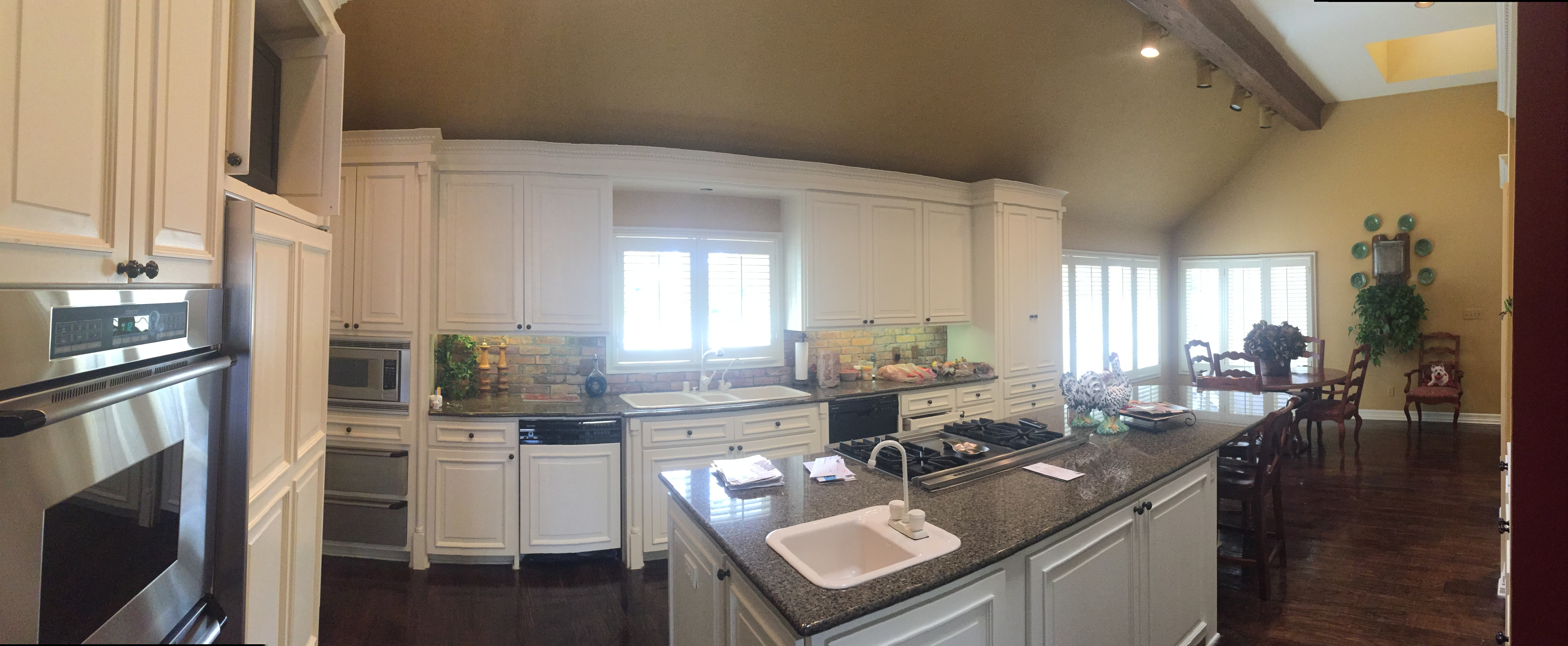 Redecorating My Kitchen and Den – Hadley Court - Interior ...