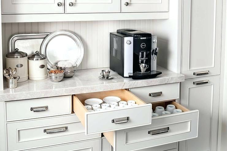 Home Coffee Bar Design Ideas: Top Trending Coffee Station Ideas