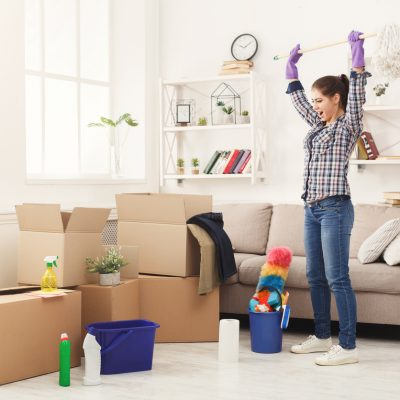 Declutter your home in one day
