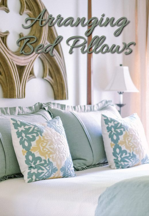 Wondrous Top Tips For Arranging Pillows On Your Bed Hadley Court Uwap Interior Chair Design Uwaporg
