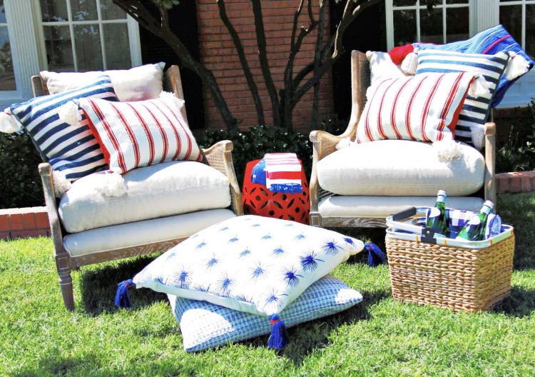 Patriotic Pillow Cases
