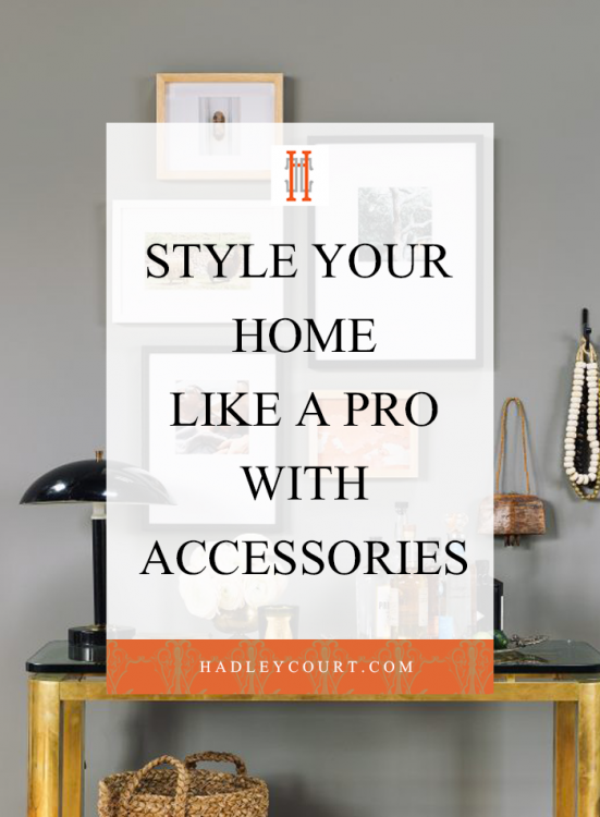 style your home like an interior designer with home accessories