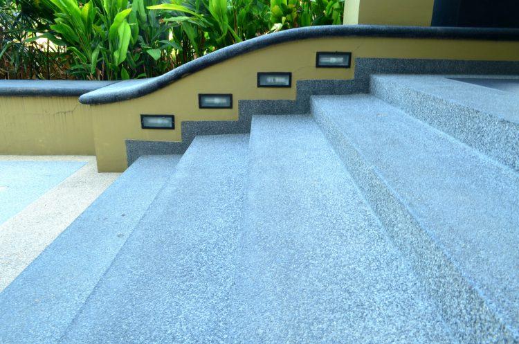Terrazzo Tile Steps
