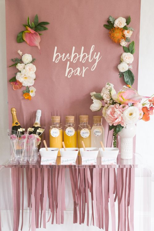 mimosa bar ruffled blog