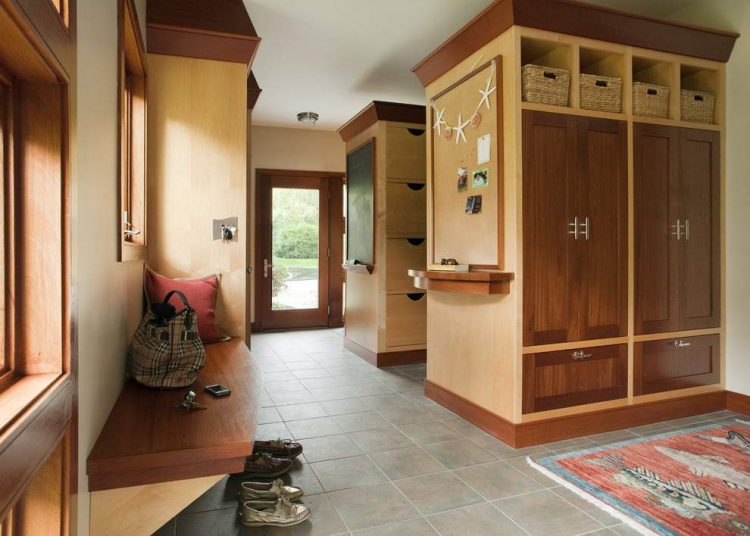 Luxury Mudroom Cabinets and Lockers