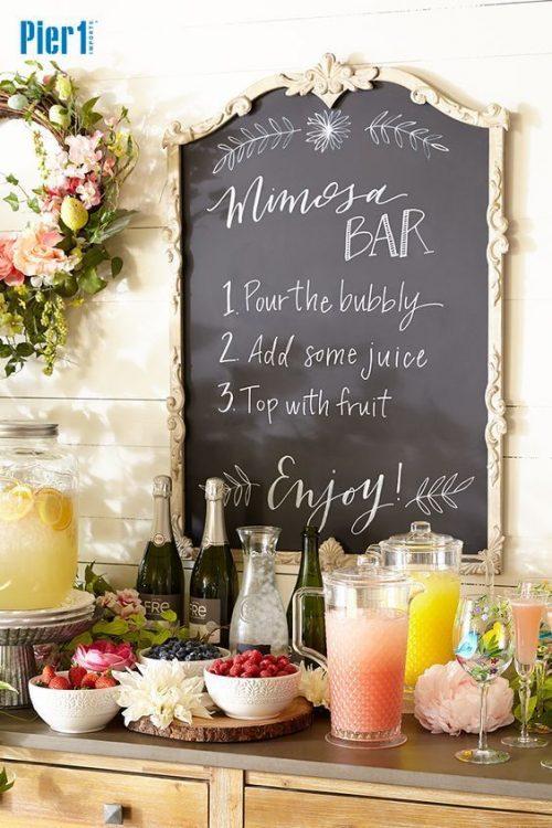 pier 1 mimosa bar