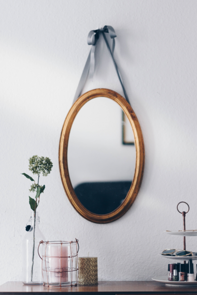 how high to hang a mirror: the ultimate guide