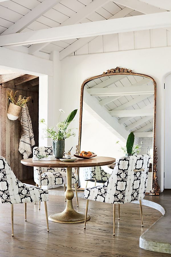 Tips On How High To Hang A Mirror Interior Design Blog Hadley Court