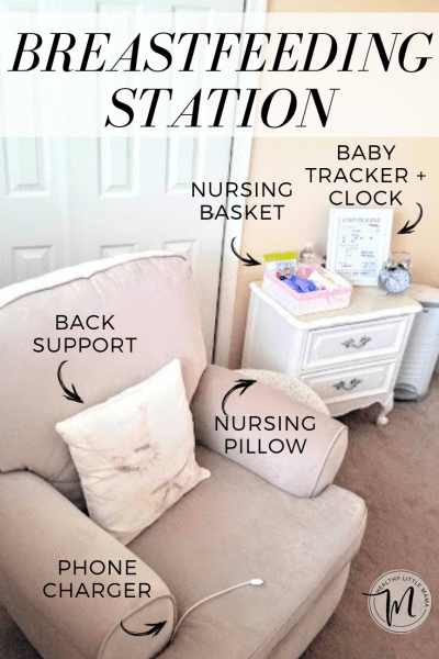 how to create a nursing station