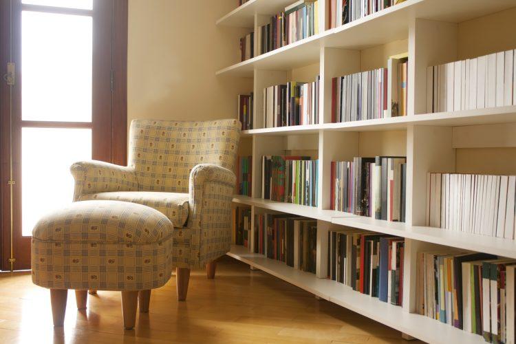 Bookshelves for Sound Proofing
