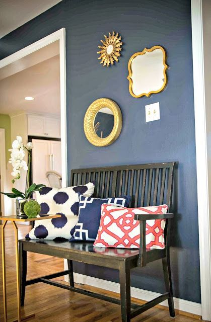 navy blue home