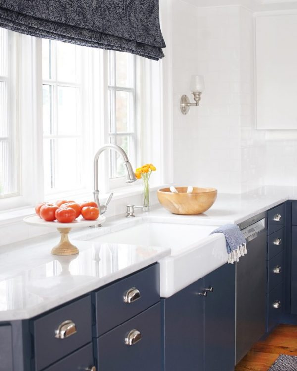 hale navy kitchen cabinets