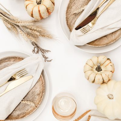 The Dreamiest Fall Tablescapes