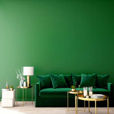 7 Fabulous Ways to Use Green In Your Home Decor