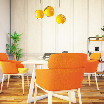 Boost Your Mood:  How to Use Orange In Your Home