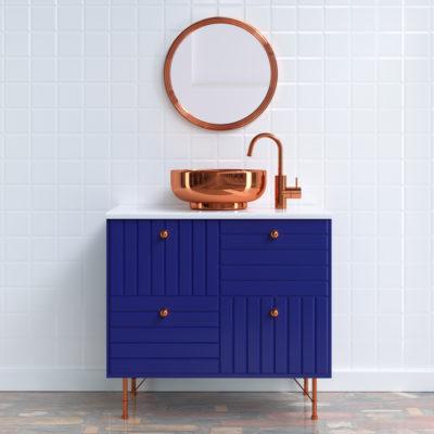 11 Cabinet Paint Color Ideas that Aren't White!