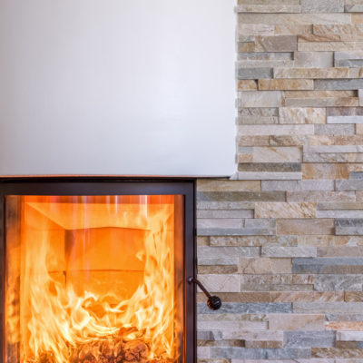7 Reasons to Consider a Fireplace in Your Kitchen Makeover