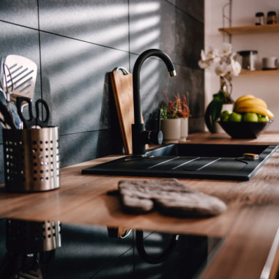 The Ultimate Guide to Using Black Tile in Your Kitchen