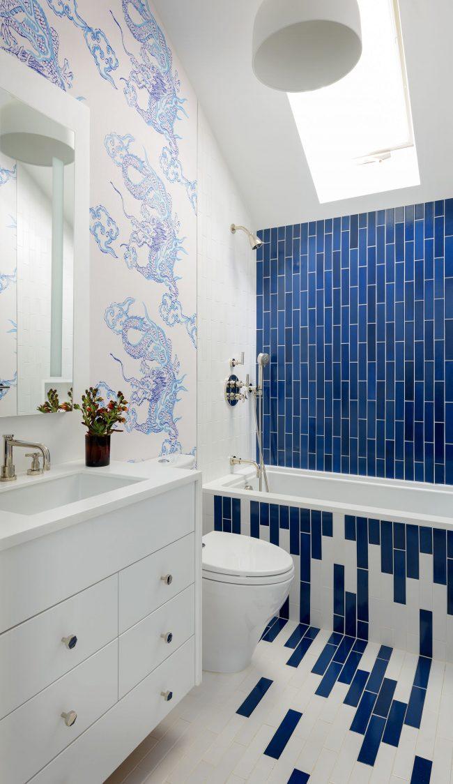 2021 bathroom design trends