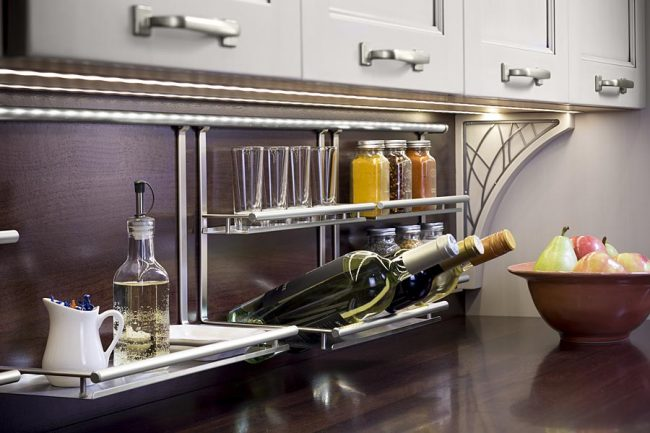 Declutter Your Kitchen:15 Kitchen Countertop Organizer Ideas