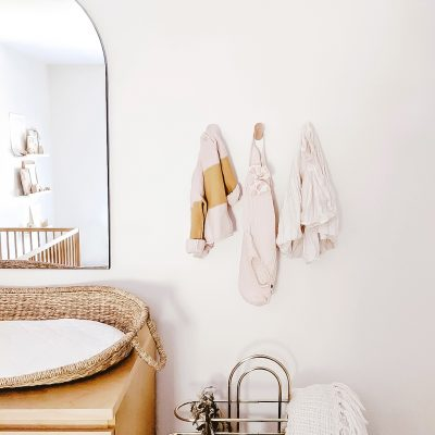 11 Genius Ways to Make Your Small Nursery Feel Bigger